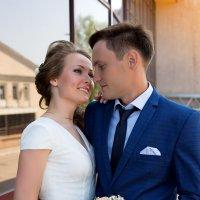 Ветерок свадьбы...тёплый. :: Георгиевич