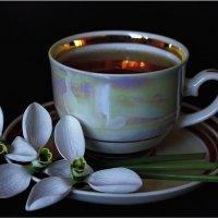 Утренний чай ...... :: Анатолий Святой