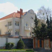 Дом с корабликом :: Александр Рыжов