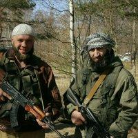 Чеченцы...реконструкция :: Cергей Кочнев