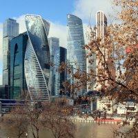 Москва Сити. :: веселов михаил