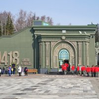 Музейный комплекс ДОРОГА ПАМЯТИ. :: Юрий Шувалов