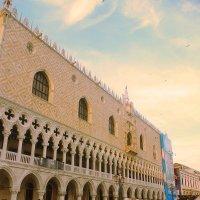 Палаццо Дожей ...  Один из главных шедевров Венеции... :: ВЛАДИМИР К.