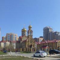 Храм священномученика Кирилла, митрополита Казанского :: Наиля