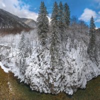 Панорама реки :: Фёдор. Лашков