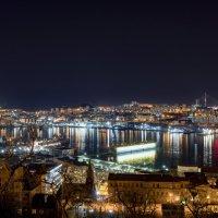 Ночной г. Владивосток_2 :: Alexandr Khizhniak