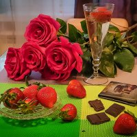 Наша Кашемировая свадьба, 20.04.21г. :: Надежда