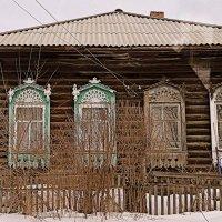 Четыре окошка :: Татьяна Лютаева