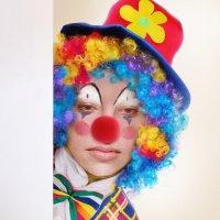 Грустный клоун :: Елена