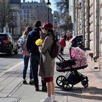 Весна – сколько надежд, мечтаний о новых чувствах, новых встречах . :: Татьяна Помогалова