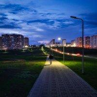 Ночные прогулки :: Александр Гапоненко