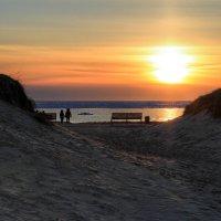 Балтийский закат :: Cергей Кочнев