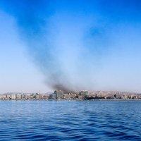 Дым над водой :: Петр