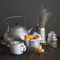 Скоро чай :: Наталья Казанцева