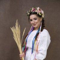Невеста в русском стиле :: Наталья Егорова