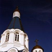 В сием небе колокольнями проколотом... :: Владимир Стаценко
