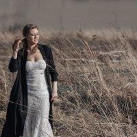 Невеста в поле :: Наталия Розанова