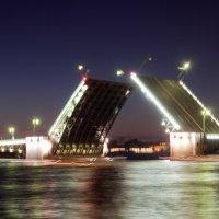 разводные мосты :: nadia sergeeva