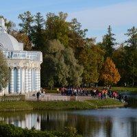Осень в Екатерининском парке :: Марина Павлова