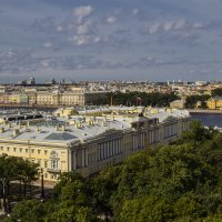 Санкт-Петербург, Здание Конституционного суда. :: Александр Дроздов