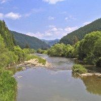 The River in Ukrainian Carpathians :: Roman Ilnytskyi