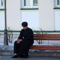 Заумавшийся семинарист :: ivachni ивахненко