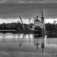 Белый городок :: Юрий Герштейн