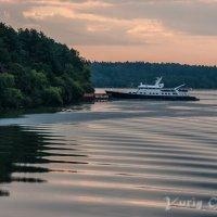 Волга около Белого городка :: Юрий Герштейн