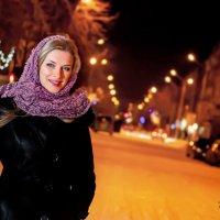 Зимний образ :: Александр Морозов