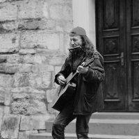 Уличный музыкант :: john dow