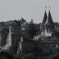 Старый замок !!! :: Родион Плугатаренко