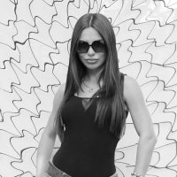 Камила - роковая красотка :: Катрина Деревеницкая