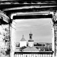 Кирилло-Белозерский монастырь :: Юрий Герштейн