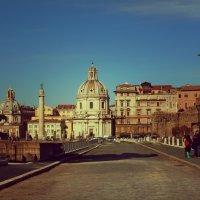 Рим, я скучаю по тебе... :: Ирма .