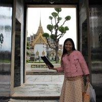 В Комплексе королевского дворца, Таиланд :: Владимир Шибинский