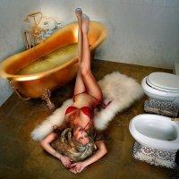 ванный сюжет :: юрий макаров