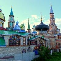 Храм всех религий :: Ирина Киямова