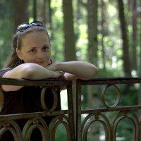 В парке :: Павел Чуков