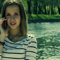 Allo, mum? :: Сергей Лоцанс