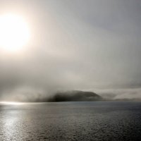 Туман на Курилах :: Геннадий Мельников
