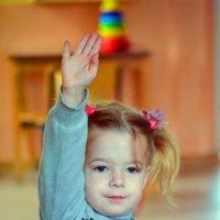 В детском саду :: Софья Матвеева