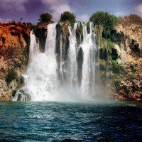 водопад, Анталия :: Евгений Фролов