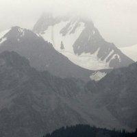 горы, вид с центра :: Алмаз Суханов
