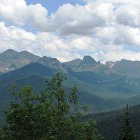 В горах моё сердце... :: Ольга Иргит