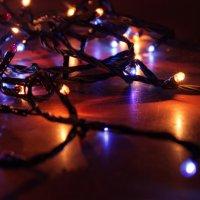 новый год :: Анастасия Позднякова