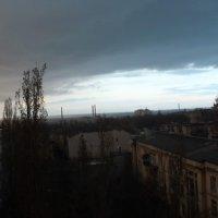 Буря рядом :: Вася Никитин