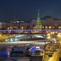 Московские огни :: Светлана Шестова