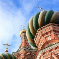 Москва :: Тима Утышева