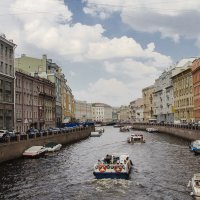 Санкт-Петербург, Мойка :: Александр Дроздов