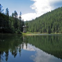 Sinevir Lake - Carpathians Pearl :: Roman Ilnytskyi